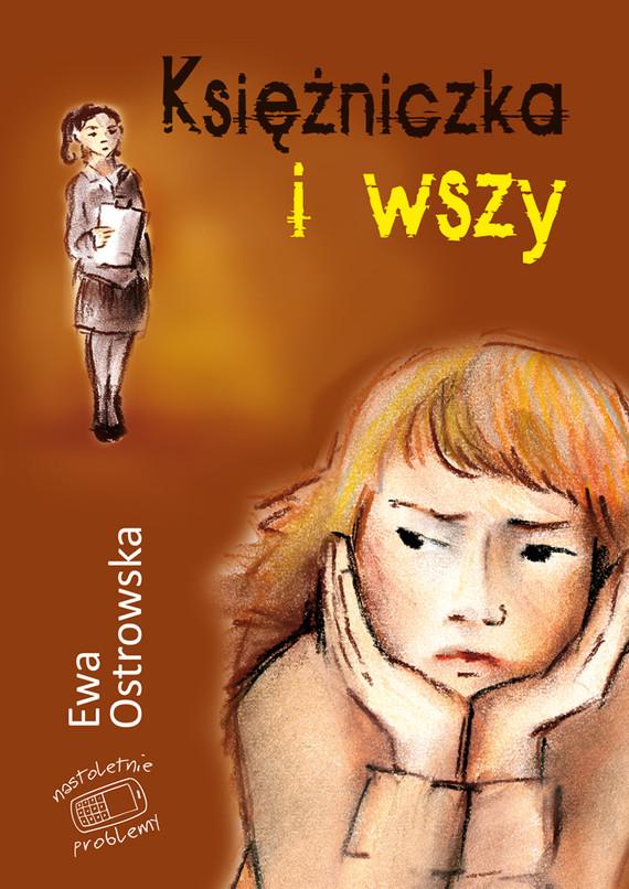 okładka Księżniczka i wszy, Ebook   Ewa Ostrowska