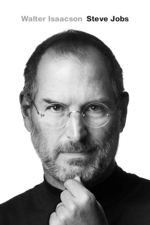 okładka NIEAKTYWNY_Steve Jobs, Ebook | Walter Isaacson