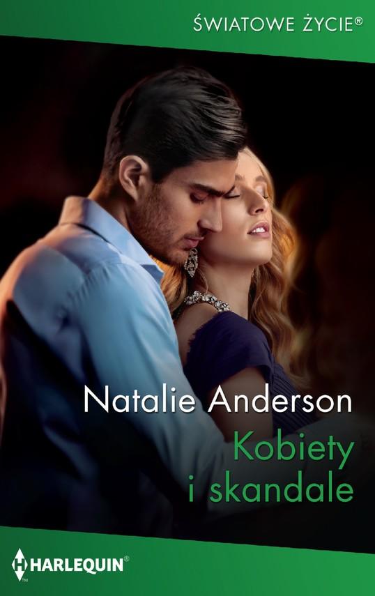 okładka Kobiety i skandale, Ebook | Natalie Anderson