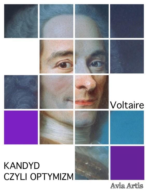 okładka Kandyd czyli optymizm, Ebook   Wolter, Voltaire