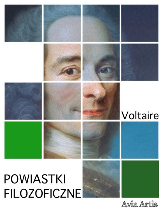okładka Powiastki filozoficzne, Ebook   Wolter, Voltaire