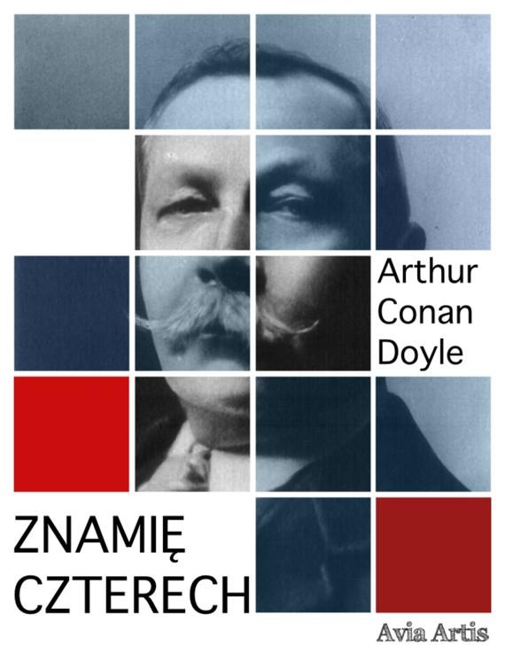 okładka Znamię czterechebook | epub, mobi | Arthur Conan Doyle