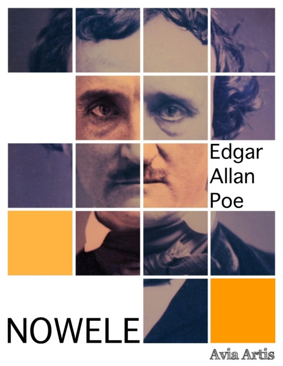 okładka Noweleebook | epub, mobi | Edgar Allan Poe