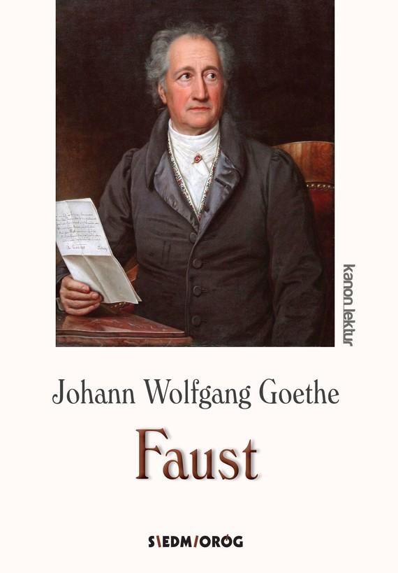 okładka Faust, Ebook | Johann Wolfgang Goethe