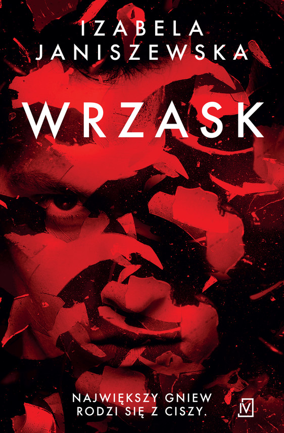 okładka Wrzaskebook | epub, mobi | Izabela  Janiszewska