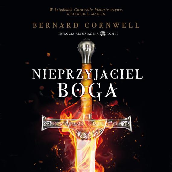 okładka Nieprzyjaciel bogaaudiobook | MP3 | Bernard Cornwell