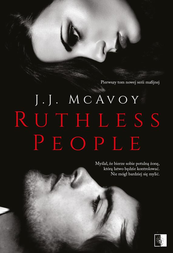okładka Ruthless Peopleebook   epub, mobi   J. J. McAvoy