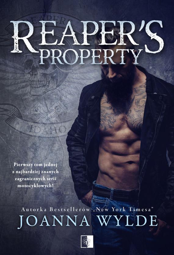 okładka Reaper's Propertyebook | epub, mobi | Joanna  Wylde