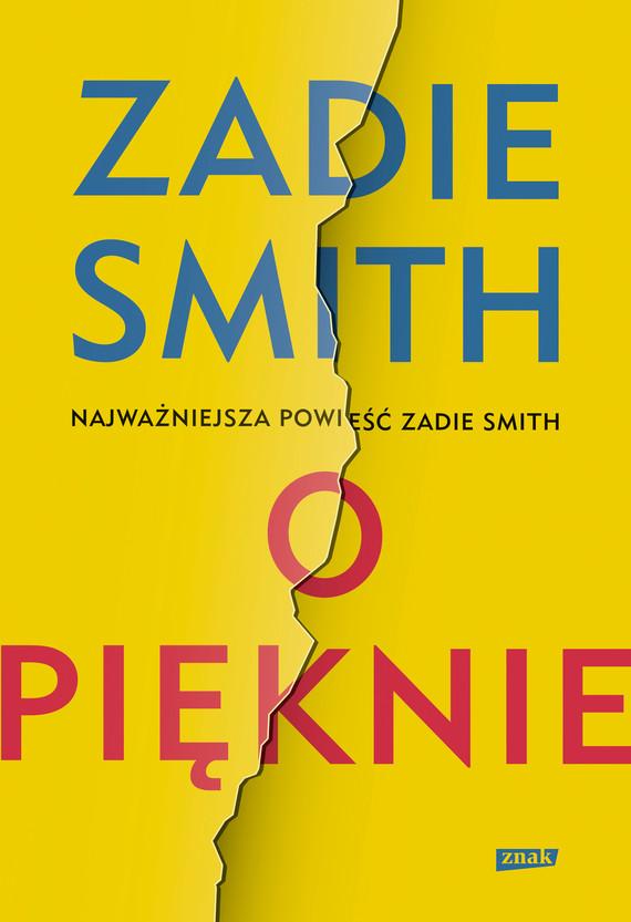 okładka O pięknie (2020), Ebook | Zadie Smith