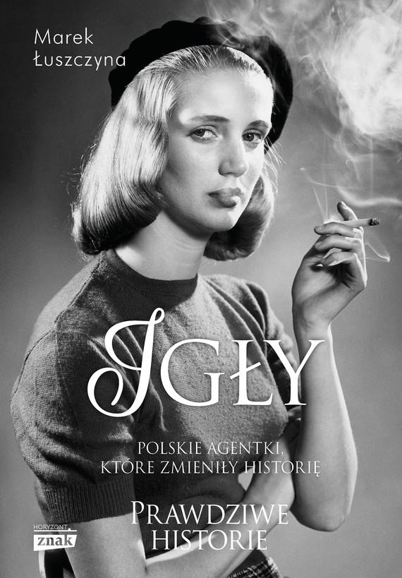 okładka Igły (wydanie rozszerzone)ebook | epub, mobi | Marek  Łuszczyna