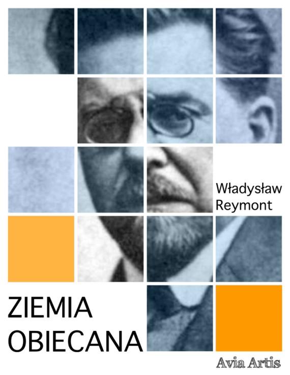 okładka Ziemia obiecanaebook | epub, mobi | Władysław Reymont