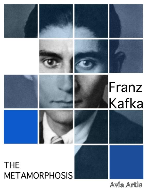 okładka The Metamorphosis, Ebook   Franz Kafka