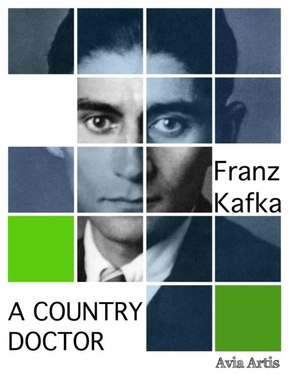 okładka A Country Doctorebook | epub, mobi | Franz Kafka