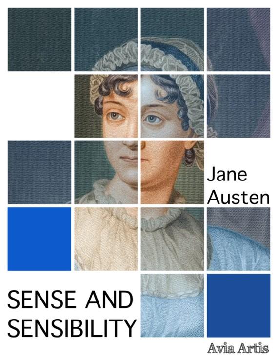okładka Sense and Sensibility, Ebook   Jane Austen