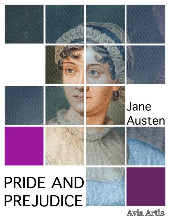okładka Pride and Prejudiceebook   epub, mobi   Jane Austen