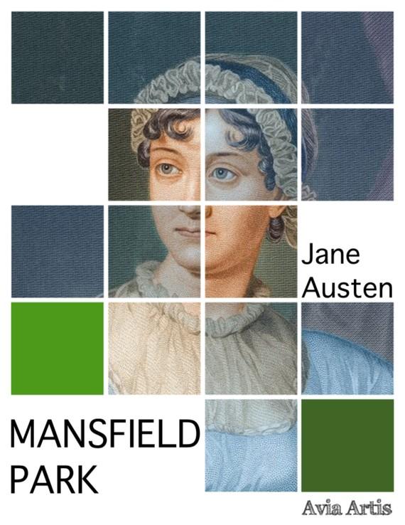 okładka Mansfield Park, Ebook   Jane Austen