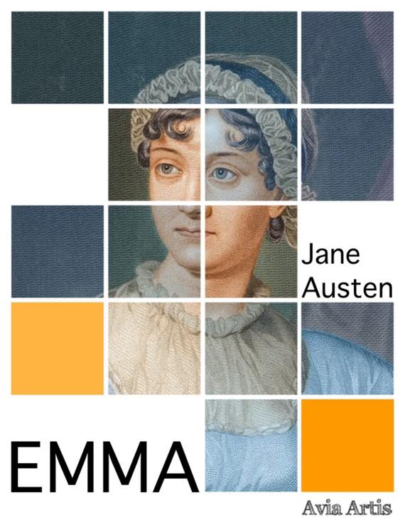 okładka Emma, Ebook   Jane Austen