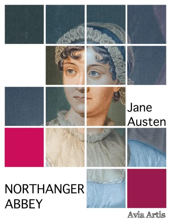 okładka Northanger Abbey, Ebook   Jane Austen