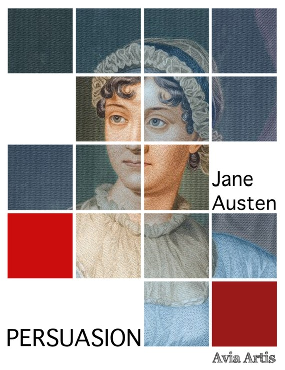 okładka Persuasion, Ebook   Jane Austen