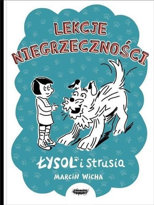 okładka Łysol i Strusiaksiążka |  | Marcin Wicha