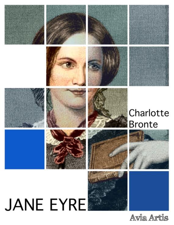 okładka Jane Eyre, Ebook   Charlotte Bronte