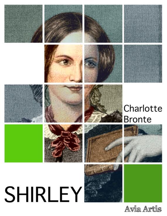 okładka Shirley, Ebook   Charlotte Bronte
