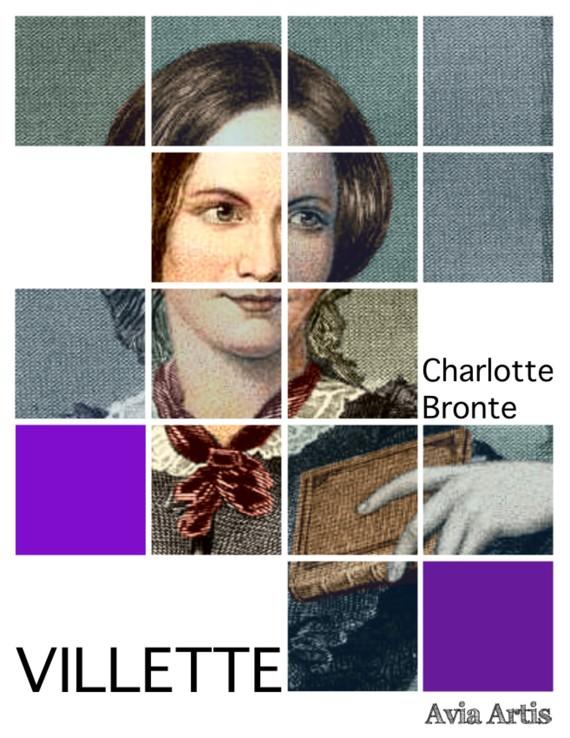 okładka Villette, Ebook   Charlotte Bronte