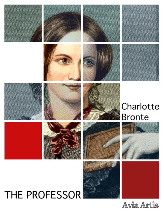 okładka The Professor, Ebook   Charlotte Bronte