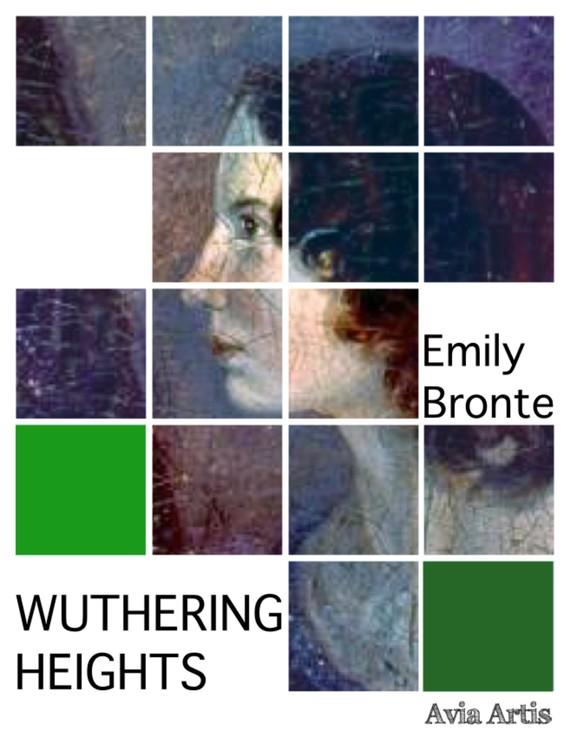 okładka Wuthering Heights, Ebook   Emily Brontë
