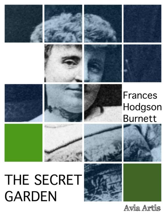 okładka The Secret Garden, Ebook   Frances Hodgson Burnett