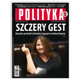 okładka AudioPolityka Nr 8 z 19 lutego 2020 roku, Audiobook | Polityka