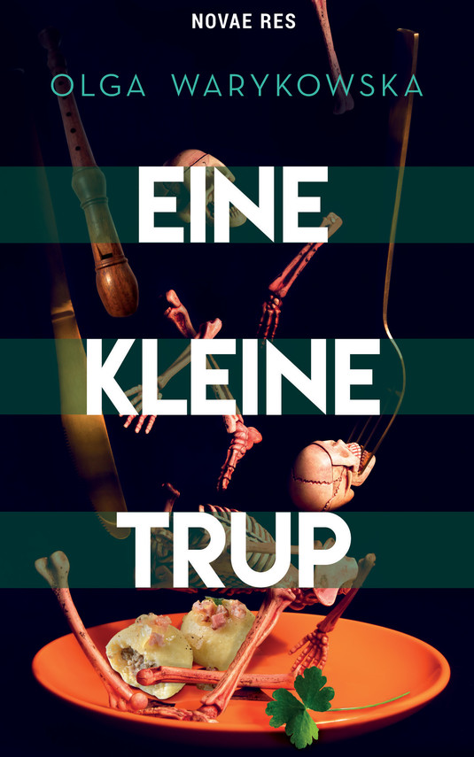 okładka Eine kleine trup, Ebook   Olga Warykowska