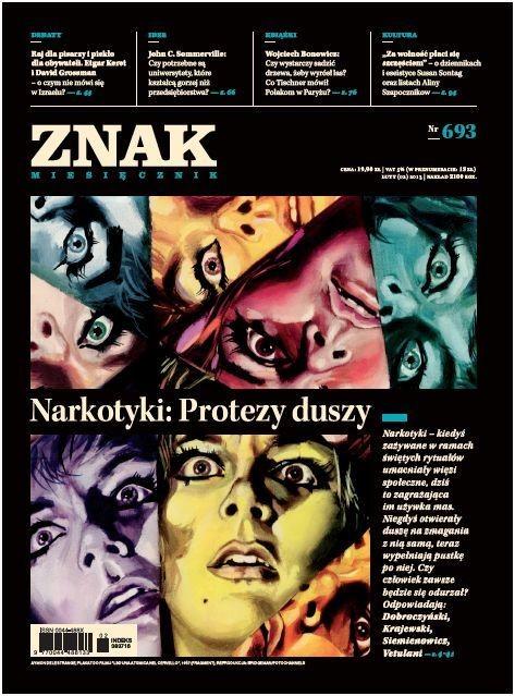 okładka Miesięcznik ZNAK nr 693 (2/2013)ebook | epub, mobi | autor zbiorowy