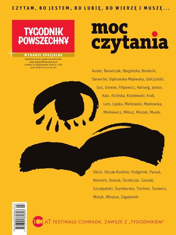 okładka Tygodnik Powszechny Moc czytania, Ebook | Opracowanie zbiorowe