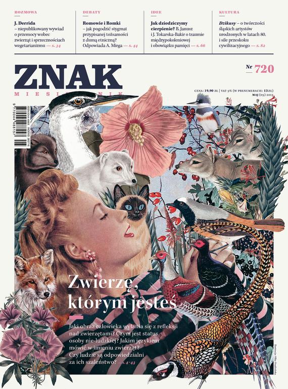 okładka Miesięcznik ZNAK nr 720 (5/2015), Ebook | autor zbiorowy