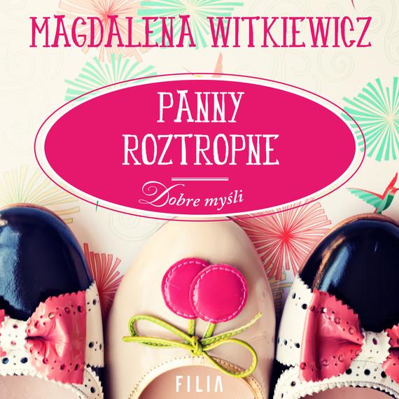okładka Panny roztropneaudiobook | MP3 | Magdalena Witkiewicz