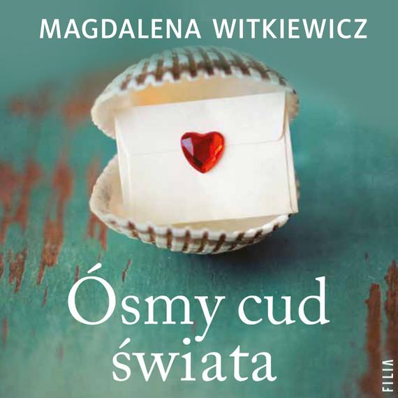 okładka Ósmy cud świataaudiobook   MP3   Magdalena Witkiewicz
