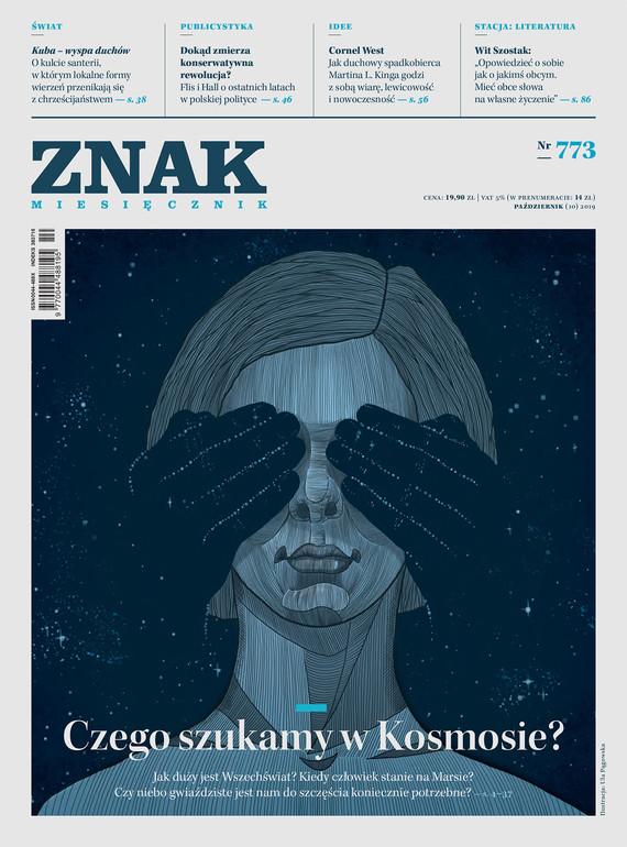 okładka Miesięcznik ZNAK nr 773ebook | epub, mobi | autor zbiorowy