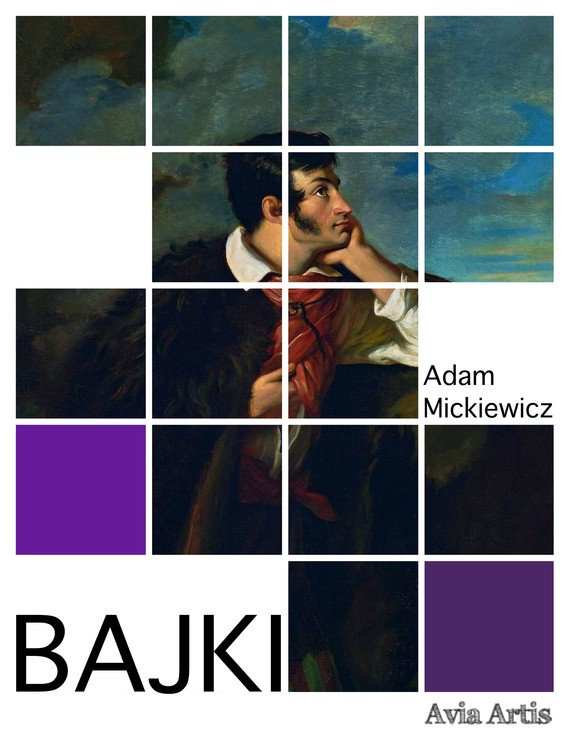 okładka Bajki, Ebook | Adam Mickiewicz