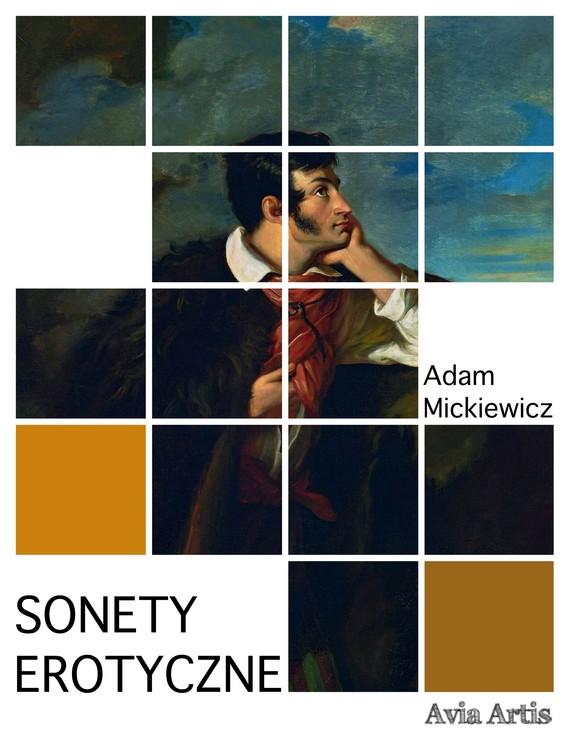 okładka Sonety erotyczne, Ebook | Adam Mickiewicz