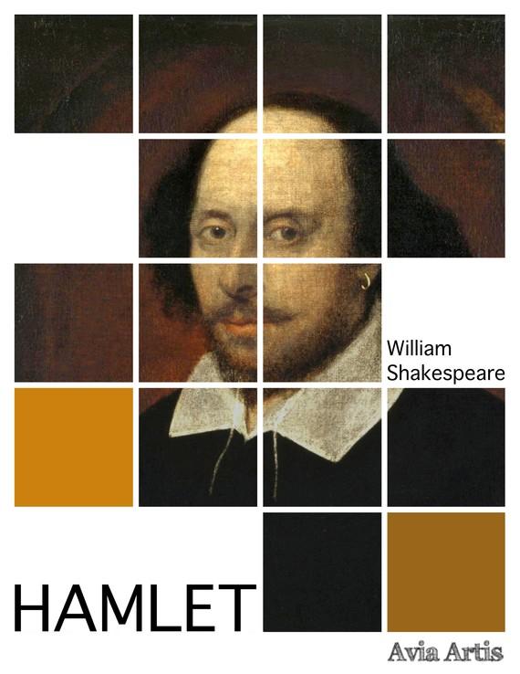 okładka Hamletebook   epub, mobi   William Shakespeare