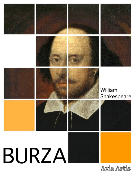 okładka Burzaebook   epub, mobi   William Shakespeare
