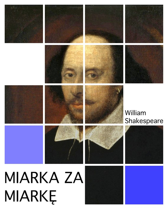 okładka Miarka za miarkęebook | epub, mobi | William Shakespeare