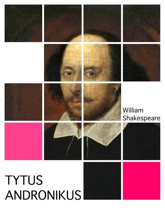 okładka Tytus Andronikusebook | epub, mobi | William Shakespeare