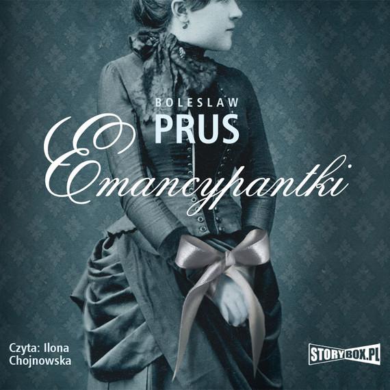 okładka Emancypantki, Audiobook   Bolesław Prus