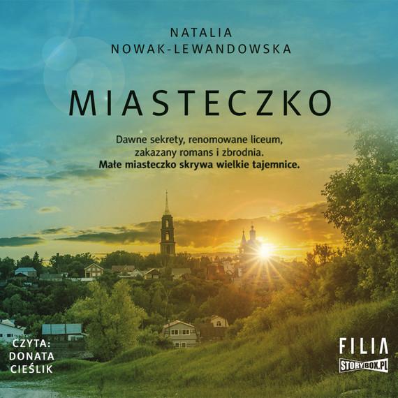 okładka Miasteczkoaudiobook | MP3 | Natalia Nowak-Lewandowska