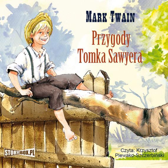 okładka Przygody Tomka Sawyeraaudiobook   MP3   Mark Twain