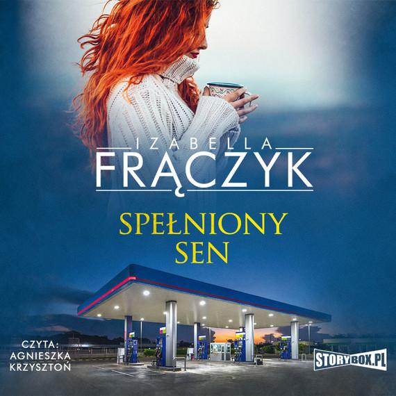 okładka Spełniony senaudiobook | MP3 | Izabella  Frączyk