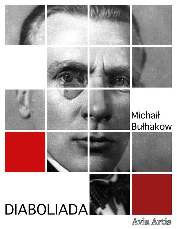 okładka Diaboliadaebook | epub, mobi | Michaił Bułhakow