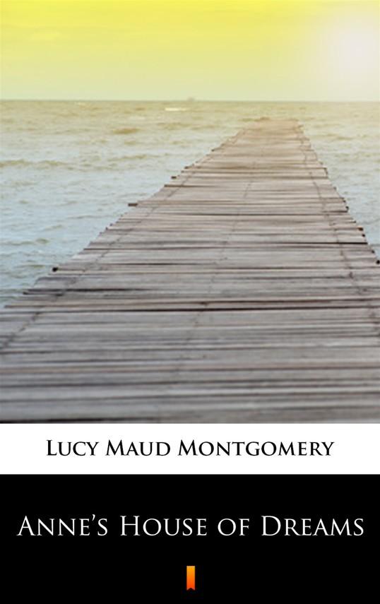okładka Anne's House of Dreamsebook   epub, mobi   Lucy Maud Montgomery